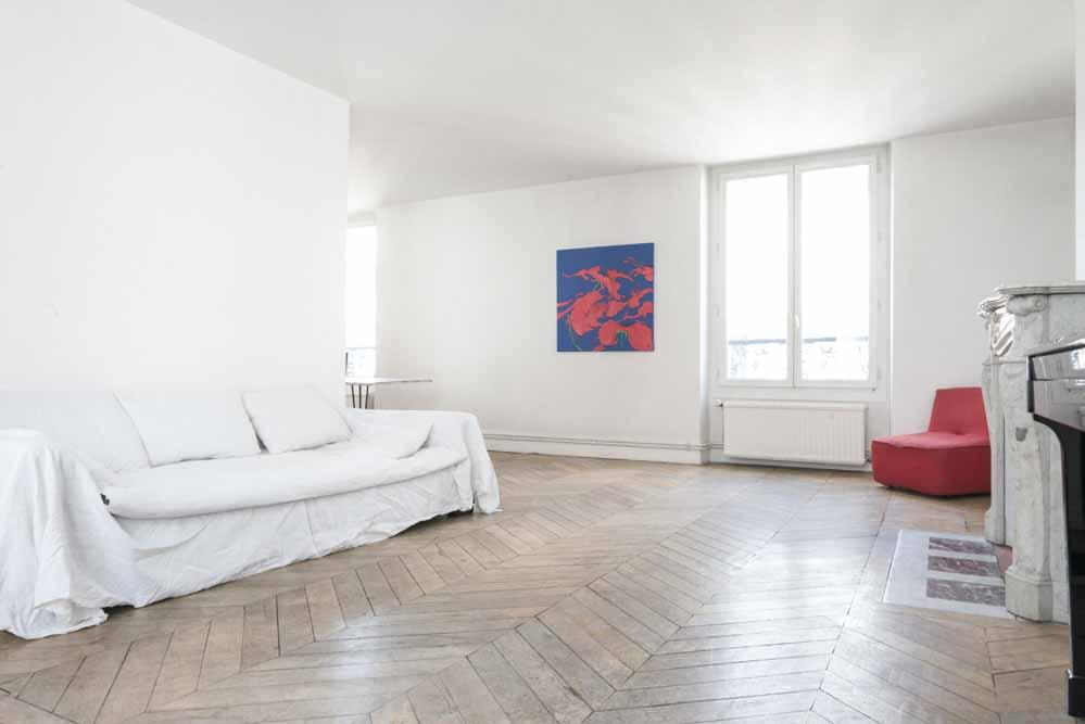 PARIS 3° – 4 pièces -114 m2
