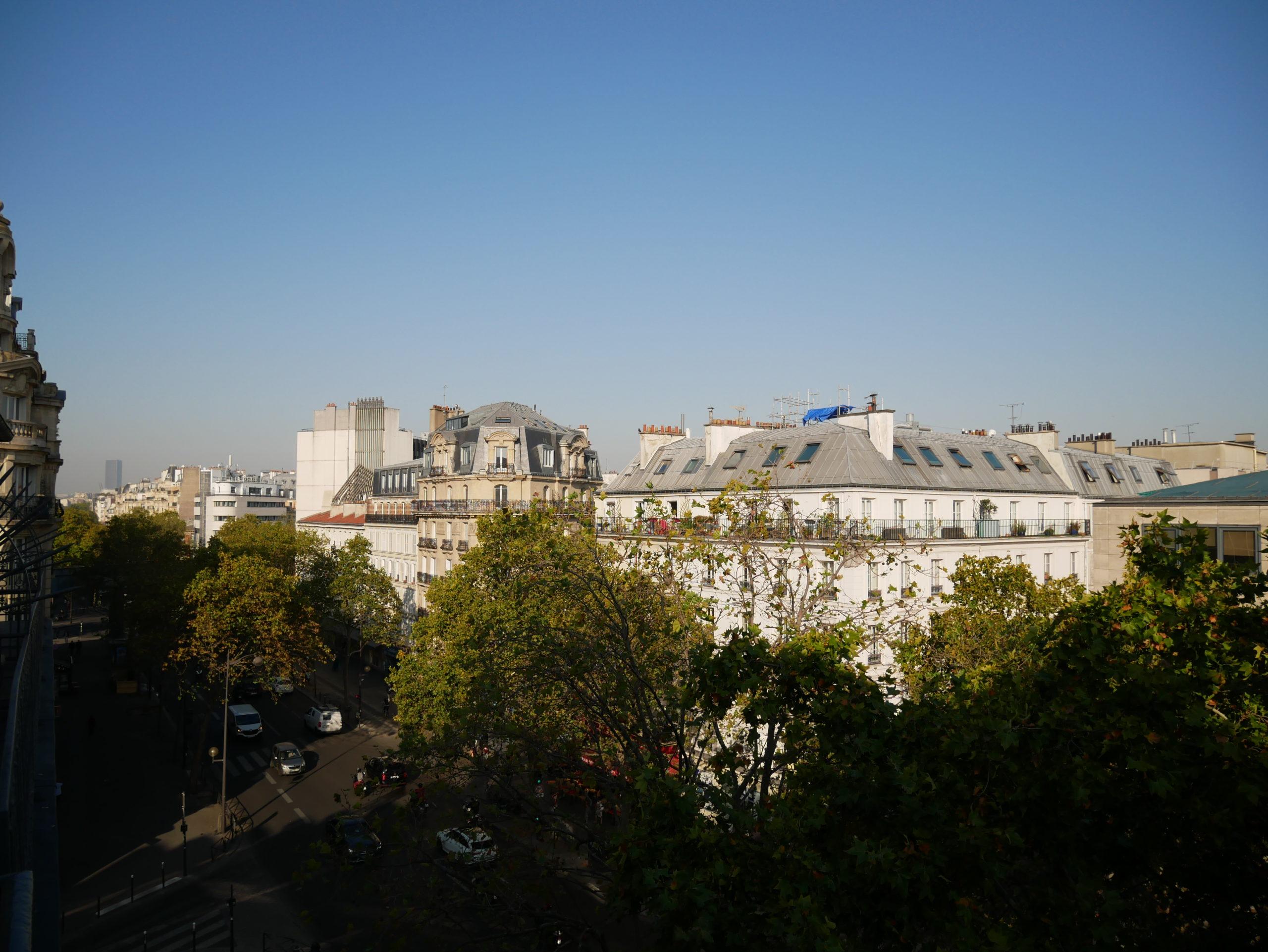 2 PIECES avec Balcon – PARIS 12ème